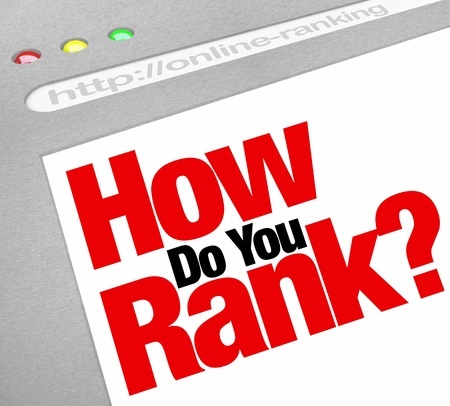 how do you rank