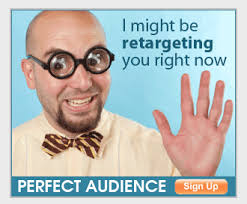 Creepy retargeting