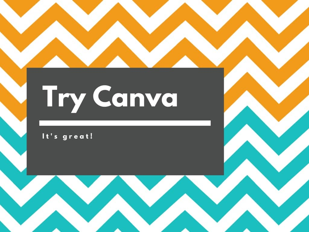 Try Canva!